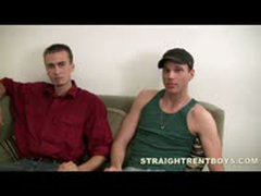 Straight Rent Boys Mitch And Cassidy
