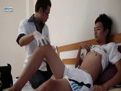 Doctor Twink'S Bareback Treatment