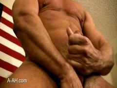 Muscled Marine