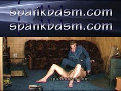 Cody Spank And Humiliate Naked Slave