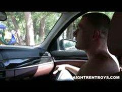 Straight Rent Boys - Jadizon And Blake
