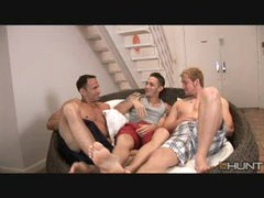 Three-Way Make Out Session