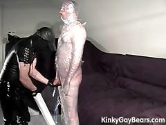 Stroking The Mummy