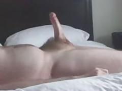Falling Handsfree Cum