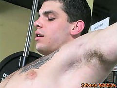 Muscle Gym Bunny Cum Burst