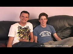 Broke College Boys - Eric And Zeke